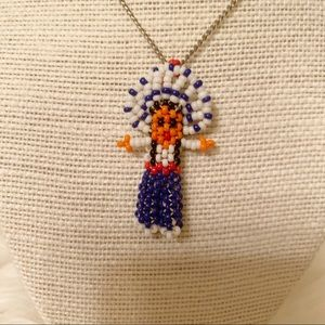 Native American necklace NWOT